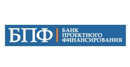 Банк Проектного Финансирования
