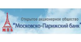 Московско-Парижский банк